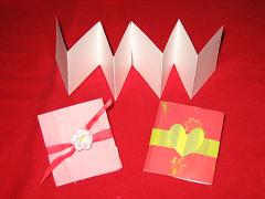 Accordion Fold Book