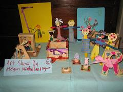 Art Show Display