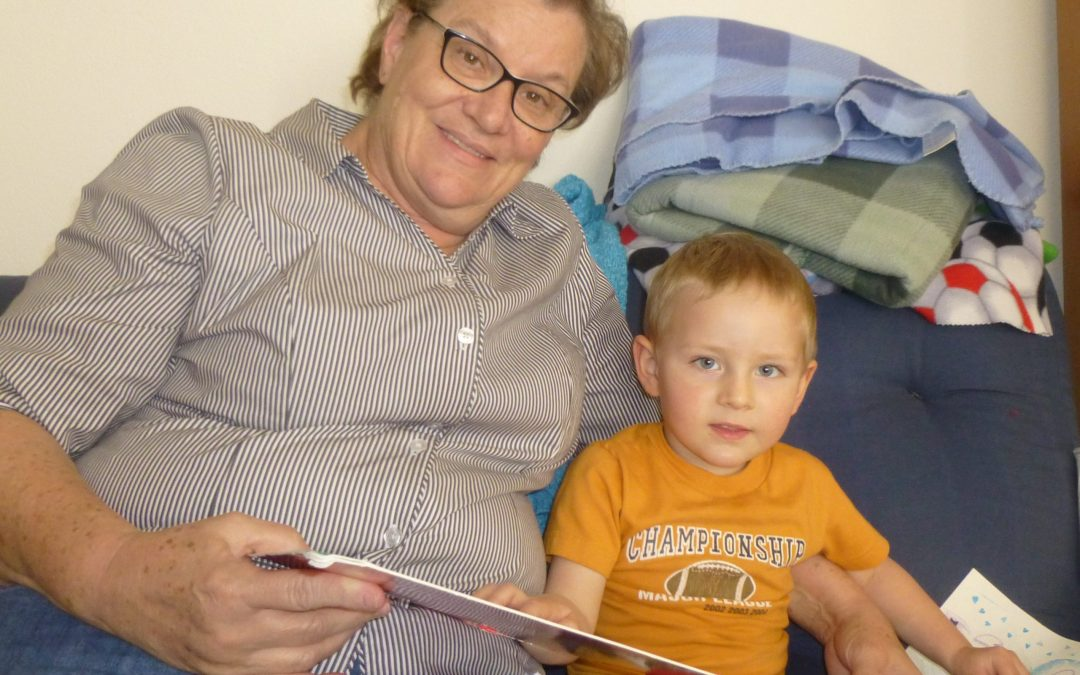 Reading With Your Grandchildren