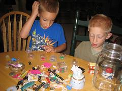 Sorting Jar – Math Activity