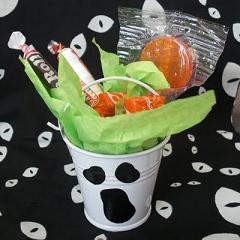 Halloween Favor Bucket