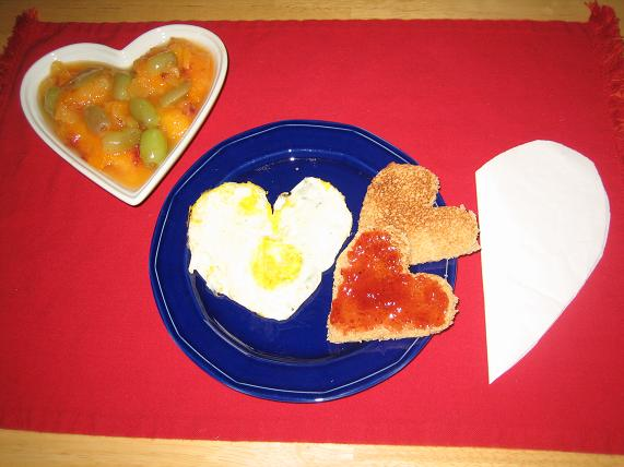 Valentine Breakfast Ideas
