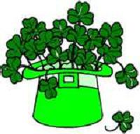 Shamrock Writing Activity