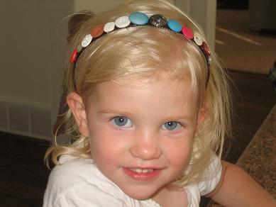 Easy Button Headbands