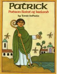 Patrick Patron Saint of Ireland by Tomie dePaola